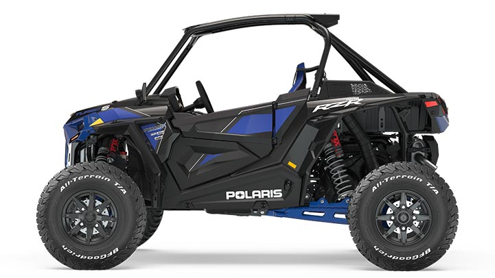 RZR XP® Turbo S - CHASSEUR DE POINTE
