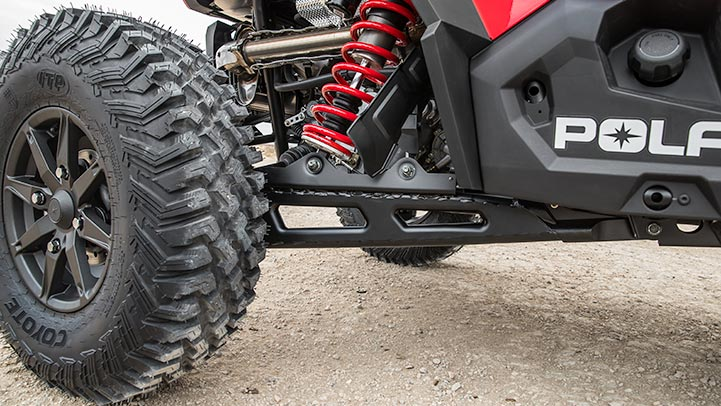RZR XP® Turbo S - CARNAGE IMPITOYABLE